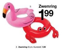 Aanbiedingen Zwemring - Huismerk - Zeeman - Geldig van 30/01/2020 tot 31/08/2020 bij Zeeman