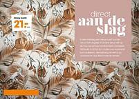 Aanbiedingen Behang susette - Huismerk - Kwantum - Geldig van 16/03/2020 tot 27/09/2020 bij Kwantum