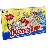 Aanbiedingen Dokter Bibber - Hasbro - Geldig van 10/10/2020 tot 01/11/2020 bij Toychamp