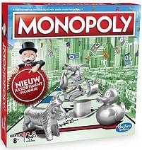 Aanbiedingen Monopoly standaard NL - Hasbro - Geldig van 10/10/2020 tot 01/11/2020 bij Toychamp