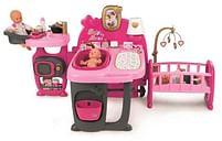 Aanbiedingen Baby Nurse Groot babyhuis - Smoby - Geldig van 10/10/2020 tot 01/11/2020 bij Toychamp