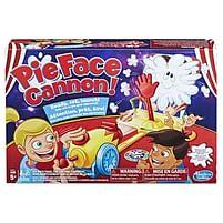 Aanbiedingen Pie Face Cannon - Hasbro - Geldig van 10/10/2020 tot 01/11/2020 bij Toychamp