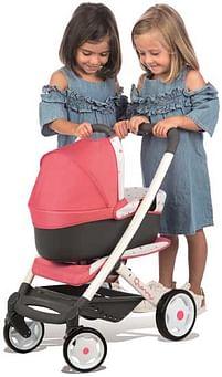Aanbiedingen Quinny wandelwagen met draagwieg - Smoby - Geldig van 10/10/2020 tot 01/11/2020 bij Toychamp