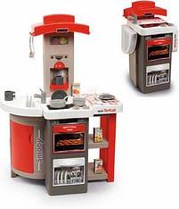 Aanbiedingen Tefal Opencook inklapbare keuken - Smoby - Geldig van 10/10/2020 tot 01/11/2020 bij Toychamp