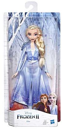 Aanbiedingen Frozen 2 Elsa - Hasbro - Geldig van 10/10/2020 tot 01/11/2020 bij Toychamp
