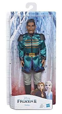 Aanbiedingen Frozen 2 Mattias - Hasbro - Geldig van 10/10/2020 tot 01/11/2020 bij Toychamp
