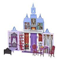 Aanbiedingen Frozen 2 Uitklapkasteel - Hasbro - Geldig van 10/10/2020 tot 01/11/2020 bij Toychamp