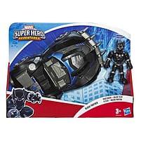 Aanbiedingen Marvel Super Hero Avonturen figuren met voertuig - Hasbro - Geldig van 10/10/2020 tot 01/11/2020 bij Toychamp