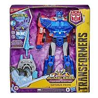 Aanbiedingen Transformers Cyberverse Battle Call Officer Class - Hasbro - Geldig van 10/10/2020 tot 01/11/2020 bij Toychamp
