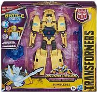 Aanbiedingen Transformers Cyberverse Battle Call Trooper Class - Hasbro - Geldig van 10/10/2020 tot 01/11/2020 bij Toychamp