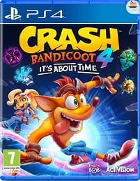Aanbiedingen PS4 Crash Bandicoot 4 - It's About Time - Playstation - Geldig van 10/10/2020 tot 01/11/2020 bij Toychamp