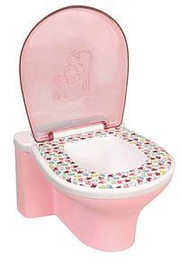 Aanbiedingen Baby Born toilet met geluid - Zapf creation - Geldig van 17/10/2020 tot 06/12/2020 bij Toychamp
