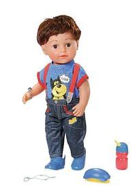 Aanbiedingen De broer van Baby Born - Zapf creation - Geldig van 17/10/2020 tot 06/12/2020 bij Toychamp