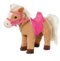 Aanbiedingen BABY Born Pony Farm paard dat loopt en hinnikt - Zapf creation - Geldig van 17/10/2020 tot 06/12/2020 bij Toychamp