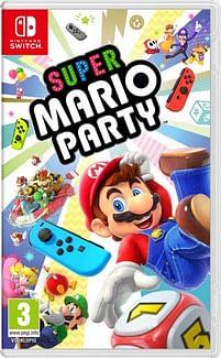 Aanbiedingen Switch Super Mario Party - Nintendo - Geldig van 17/10/2020 tot 06/12/2020 bij Toychamp