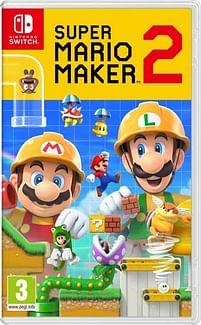 Aanbiedingen Switch Super Mario Maker 2 - Nintendo - Geldig van 17/10/2020 tot 06/12/2020 bij Toychamp