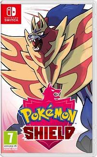 Aanbiedingen Switch Pokemon - Shield - Nintendo - Geldig van 17/10/2020 tot 06/12/2020 bij Toychamp