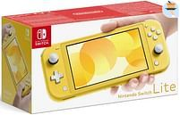 Aanbiedingen Nintendo Switch Console Lite Geel - Nintendo - Geldig van 17/10/2020 tot 06/12/2020 bij Toychamp
