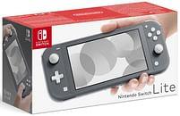 Aanbiedingen Nintendo Switch Console Lite Grijs - Nintendo - Geldig van 17/10/2020 tot 06/12/2020 bij Toychamp