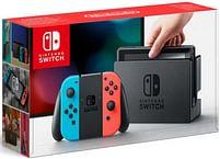 Aanbiedingen Nintendo Switch Console Rood/Blauw 2019 - Nintendo - Geldig van 17/10/2020 tot 06/12/2020 bij Toychamp