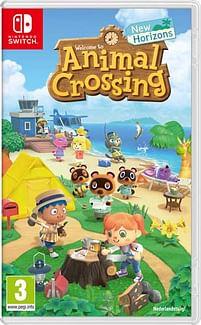 Aanbiedingen Switch Animal Crossing - New Horizons - Nintendo - Geldig van 17/10/2020 tot 06/12/2020 bij Toychamp