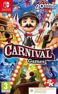 Aanbiedingen Switch Carnival Games (Code In A Box) - Nintendo - Geldig van 17/10/2020 tot 06/12/2020 bij Toychamp