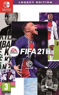 Aanbiedingen Switch FIFA 21 - Nintendo - Geldig van 17/10/2020 tot 06/12/2020 bij Toychamp