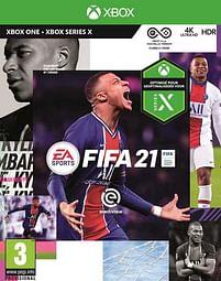 Aanbiedingen XbOne FIFA 21 - XBox - Geldig van 17/10/2020 tot 06/12/2020 bij Toychamp