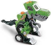 Aanbiedingen Switch & Go Dinos Jaxx T-Rex - Vtech - Geldig van 17/10/2020 tot 06/12/2020 bij Toychamp
