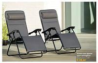 Aanbiedingen Kussen voor ligstoel - Huismerk - Exterioo - Geldig van 01/02/2021 tot 30/09/2021 bij Exterioo