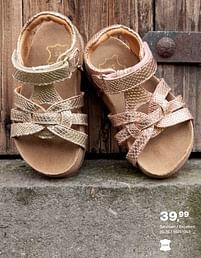 Aanbiedingen Sandalen - excellent - Excellent Quality Wear - Geldig van 09/04/2021 tot 09/05/2021 bij Bristol