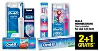 Aanbiedingen Oral-b mondverzorging - Oral-B - Geldig van 12/04/2021 tot 25/04/2021 bij Big Bazar