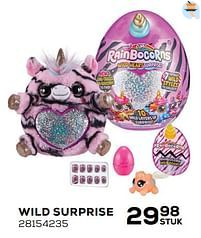Aanbiedingen Wild surprise - Rainbocorns - Geldig van 20/04/2021 tot 25/05/2021 bij Supra Bazar
