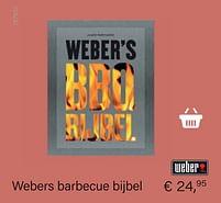 Aanbiedingen Webers barbecue bijbel - Weber - Geldig van 21/05/2021 tot 30/06/2021 bij Multi Bazar