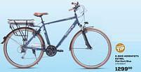 Aanbiedingen Minerva e-bike herenfiets estrel - Minerva - Geldig van 25/05/2021 tot 22/06/2021 bij Supra Bazar