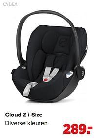 Aanbiedingen Cloud z i-size - Cybex - Geldig van 07/06/2021 tot 03/07/2021 bij Baby-Dump