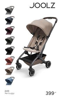 Aanbiedingen Joolz aer buggy - Joolz - Geldig van 13/06/2021 tot 19/06/2021 bij Baby & Tiener Megastore