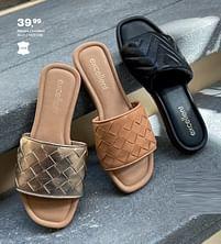 Aanbiedingen Slippers - excellent - Excellent Quality Wear - Geldig van 18/06/2021 tot 04/07/2021 bij Bristol