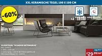 Aanbiedingen Vloertegel ecuador betongrijs -  - Geldig van 20/07/2021 tot 16/08/2021 bij Zelfbouwmarkt