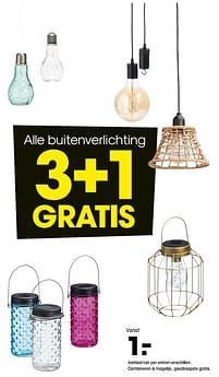 Aanbiedingen Buitenverlichting - Huismerk - Kwantum - Geldig van 19/07/2021 tot 08/08/2021 bij Kwantum
