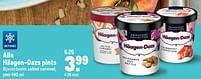 Aanbiedingen Salted caramel - Haagen-Dazs - Geldig van 07/07/2021 tot 03/08/2021 bij Makro