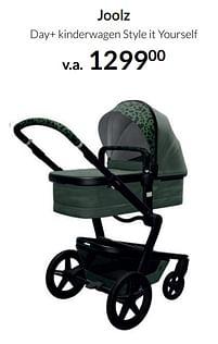 Aanbiedingen Joolz day+ kinderwagen style it yourself - Joolz - Geldig van 20/07/2021 tot 16/08/2021 bij Babypark