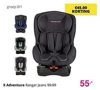 Aanbiedingen X adventure ranger jeans - Xadventure - Geldig van 01/08/2021 tot 07/08/2021 bij Baby & Tiener Megastore