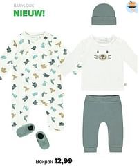 Aanbiedingen Baby look Boxpak - Baby look - Geldig van 30/08/2021 tot 25/09/2021 bij Baby-Dump