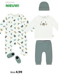 Aanbiedingen Baby look Muts - Baby look - Geldig van 30/08/2021 tot 25/09/2021 bij Baby-Dump