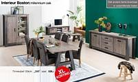 Aanbiedingen Tv-meubel - Huismerk - Woon Square - Geldig van 13/09/2021 tot 18/09/2021 bij Woon Square