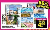 Aanbiedingen Mindbogglers puzzel - Huismerk - Big Bazar - Geldig van 13/09/2021 tot 26/09/2021 bij Big Bazar