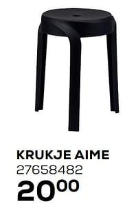 Aanbiedingen Krukje aime - Huismerk - Supra Bazar - Geldig van 14/09/2021 tot 12/10/2021 bij Supra Bazar