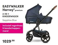 Aanbiedingen Easywalker harvey3 premium 2-in-1 kinderwagen - Easywalker - Geldig van 19/09/2021 tot 25/09/2021 bij Baby & Tiener Megastore