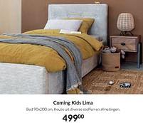 Aanbiedingen Coming kids lima bed - Coming Kids - Geldig van 21/09/2021 tot 18/10/2021 bij Babypark